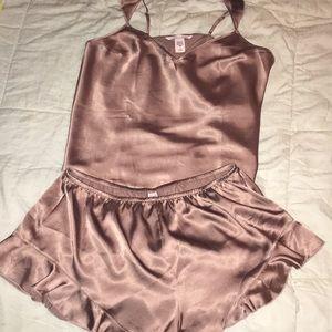 Victoria Secret's 2 Piece Slip